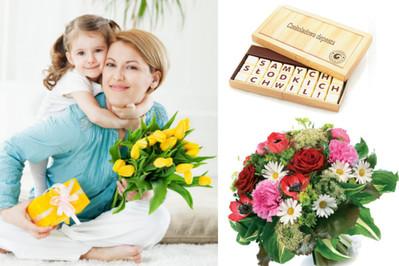 Prezent na Dzień Matki – TOP 3 (kwiaty, życzenia i czekoladki)