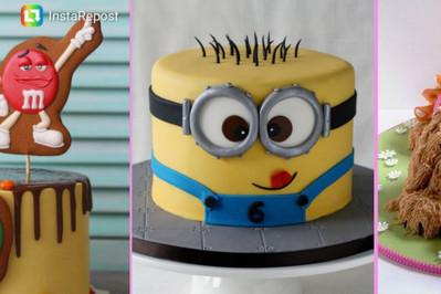 Taaaki tort? Marzenie każdego dziecka! INSPIRUJĄCY PRZEGLĄD!