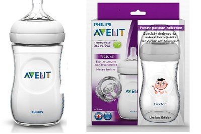 Naturalne karmienie z butelkami Philips Avent Natural