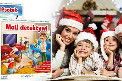 Udane Mikołajki - wygraj planszówkę dla dziecka! WYNIKI!
