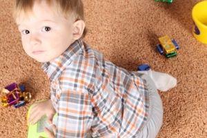 Mieszkanie bezpieczne dla malucha