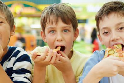 Jedzenie z dzieckiem na mieście? DOBRE WYBORY!