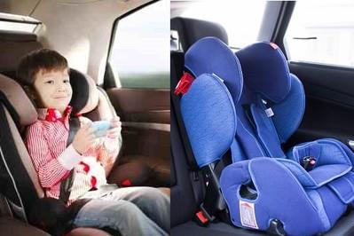 Przygotowanie do samochodowej wyprawy z dzieckiem