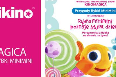 Przygoda druga: Rybka MiniMini poznaje świat dzieci!