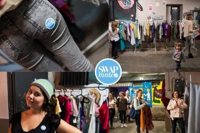 BABY SWAP MNIE - bezgotówkowa wymiana ubrań w Warszawie