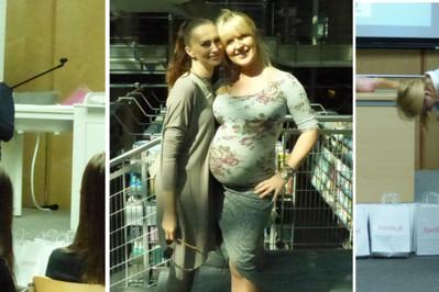 """Warsztaty: """"Przygoda z macierzyństwem"""" 9-go września - ZDJĘCIA I RELACJA"""