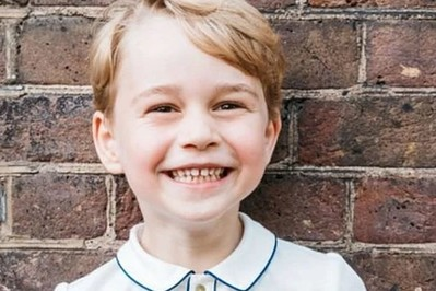 Zdziwicie się kto odbiera księcia George'a ze szkoły!