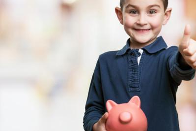 Kieszonkowe - kiedy i ile dawać dziecku?