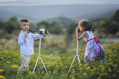 Fotografia dziecięca - techniki robienia dobrych zdjęć