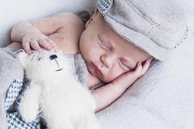 Jak zadbać o potówki u niemowlaka?