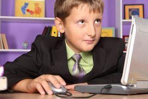 Coraz młodsze dzieci korzystają z Internetu