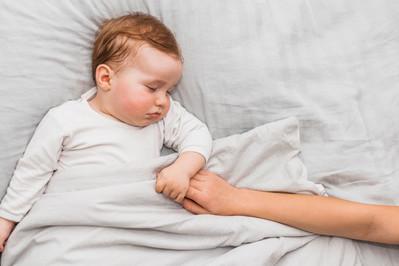 Po tym poznasz, że dziecko chce spać - Oznaki senności u dziecka