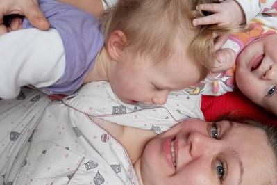 Spanie z dzieckiem, czyli o tym jak podjąć decyzję - FELIETON