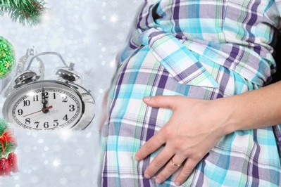 Sylwester w ciąży - mity o ciężarnych