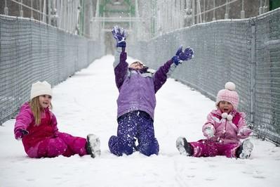 Wyniki! KONKURS DZIECKO LUTEGO – zimowe dzieciaki
