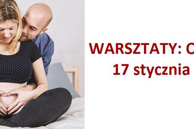 Mamy z Olsztyna! Zapraszamy na bezpłatne warsztaty dla kobiet w ciąży