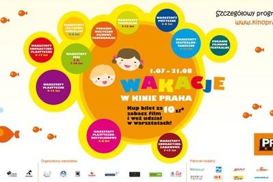 Wakacje w Kinie Praha