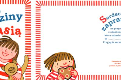 Jak przygotować niezapomniane urodziny dla dziecka? GOTOWE MATERIAŁY DO DRUKU