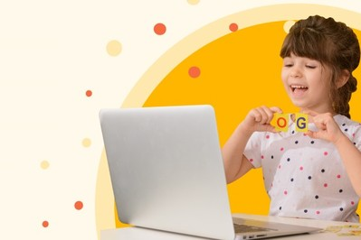 Szkoła językowa dla małego dziecka: pomysł na naukę języka angielskiego on-line!