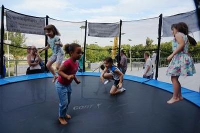 Jak wybrać dobrą trampolinę?