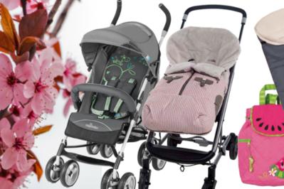 Wiosenne wycieczki - wygraj wózek dla dziecka! WYNIKI
