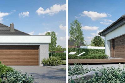 Ranking! Projekty domów parterowych - zbuduj piękny bungalow