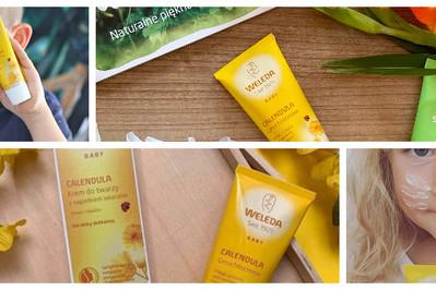 Czytelniczki Familie przetestowały kosmetyki WELEDA dla mamy i dziecka!