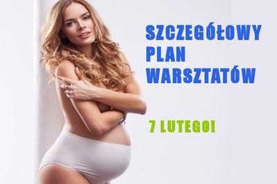Przygoda z macierzyństwem – Sprawdź PLAN WARSZTATÓW!