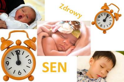 Usypianie niemowlaka i starszego dziecka - SPRAWDZONE METODY