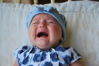 Spacer z (nie)płaczącym dzieckiem