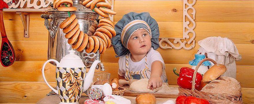Nawyki żywieniowe dzieci odbiciem zwyczajów rodziców