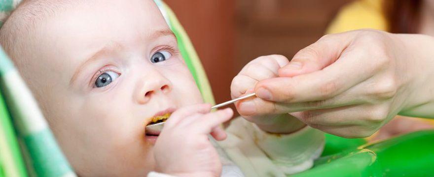 Rozszerzanie diety niemowlaka – 10 PORAD DIETETYKA!