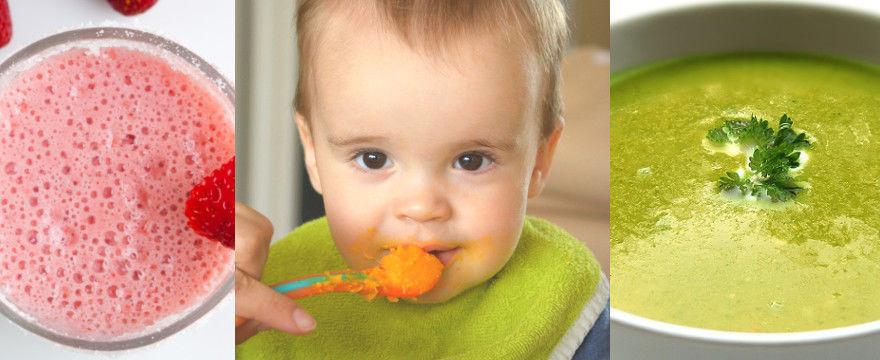 Zupy dla dzieci TOP 5 - SMACZNE I POŻYWNE