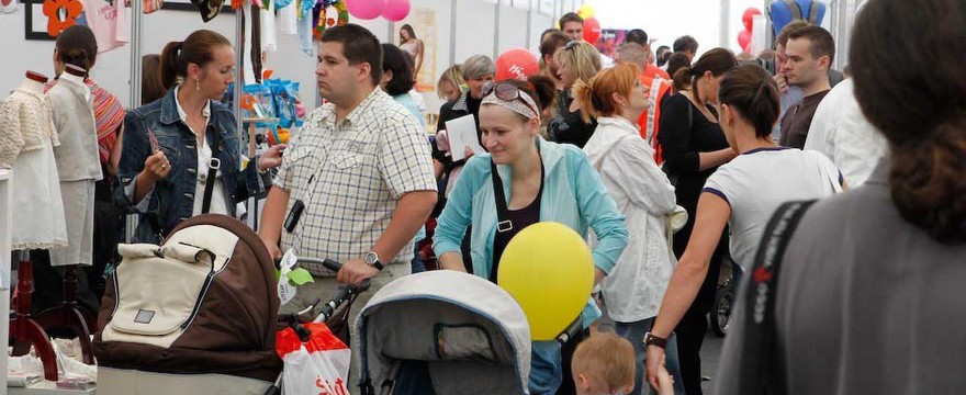Targi Mother & Baby już w weekend w Warszawie!