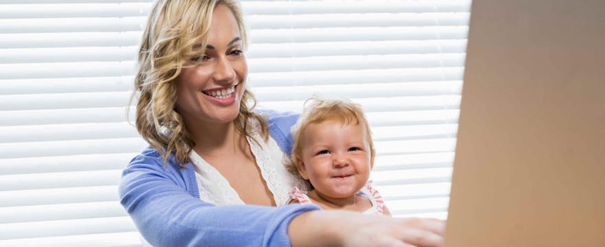 Rejestracja narodzin dziecka – już niedługo przez internet! ZMIANY W PRZEPISACH