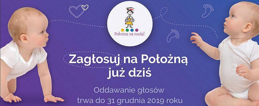 TRWA Głosowanie na najlepszą położną w Polsce!