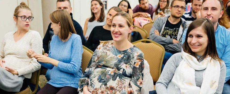 Ważne tematy dla przyszłych rodziców: warsztaty w Warszawie cieszyły się powodzeniem!