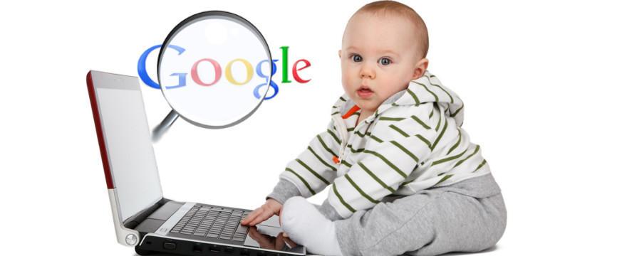 Nazwali dziecko Google, bo ma wyjątkowe znaczenie