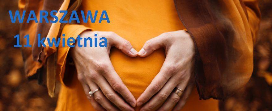 11 kwietnia: bezpłatne warsztaty dla mam w ciąży na warszawskiej WOLI!