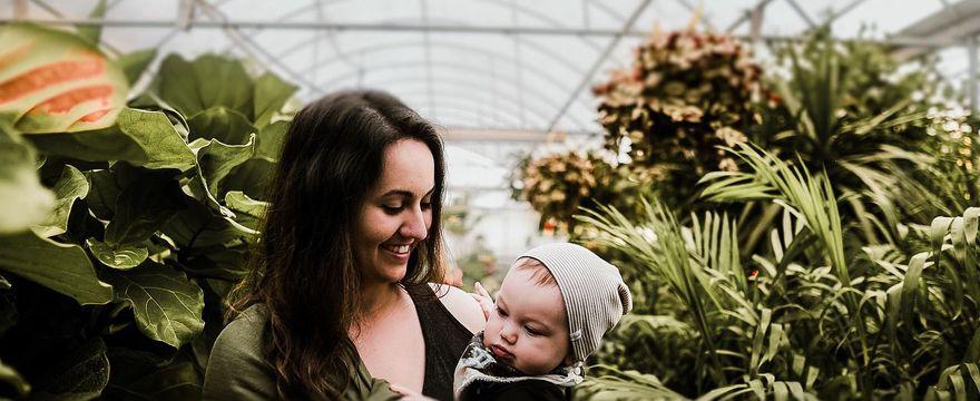 Prezent na pierwszy Dzień Matki: czego pragną mamy niemowlaków?