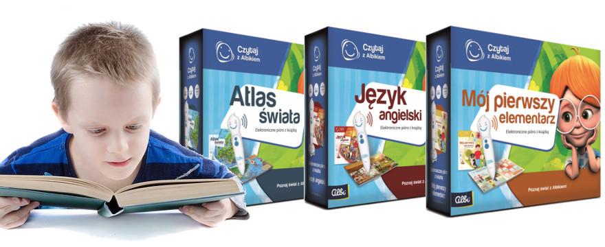 Albik - interaktywna pomoc w edukacji dziecka