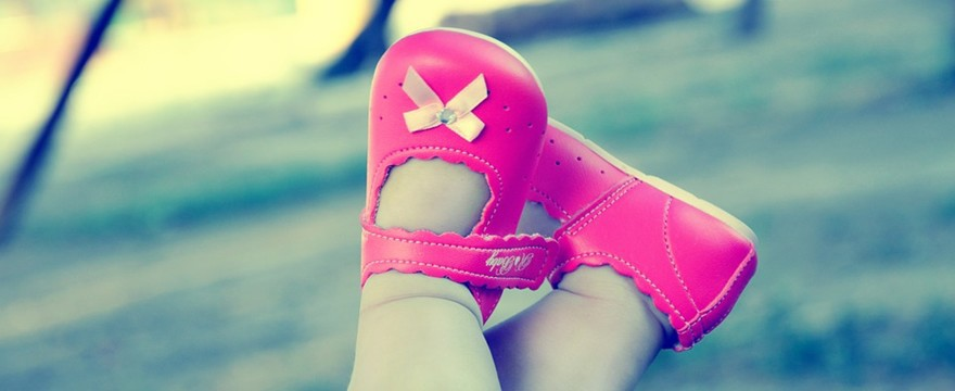 Jak wybrać pierwsze buty dla malucha?