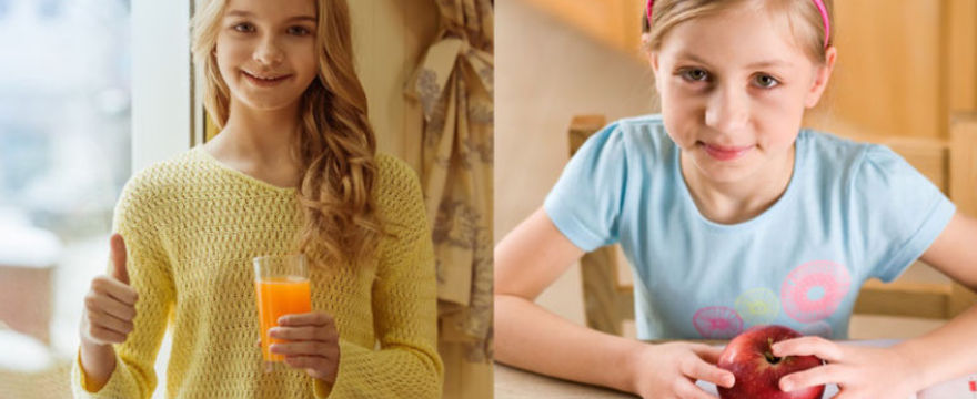 Jak uczyć dzieci prawidłowych nawyków żywieniowych?