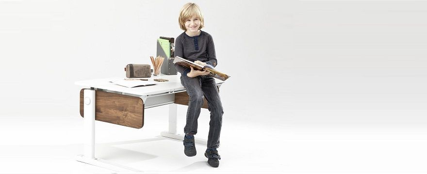 Jak wybrać biurko dla ucznia, które uchroni przed rozwojem wad postawy i sprawdzi się w czasie zdalnej nauki?