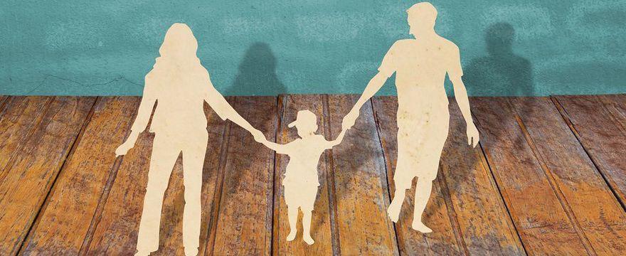 Kilka marzeń dzieci, których rodzice wzięli rozwód!