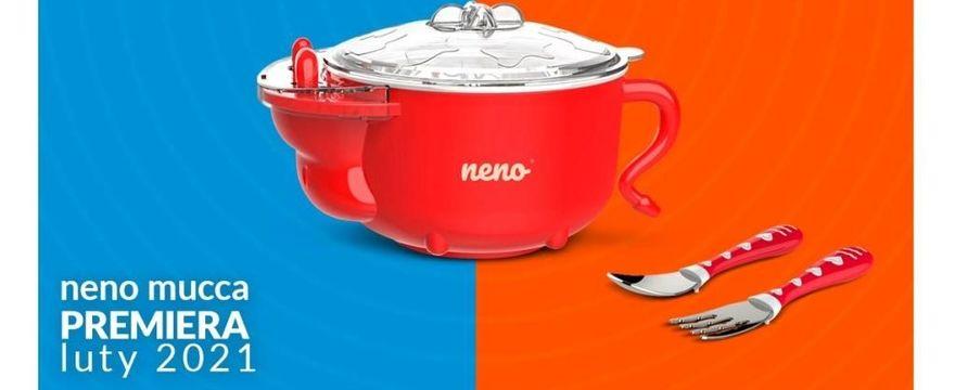 Termiczne miski w kształcie krówki i ośmiorniczki – nowe produkty od Neno!